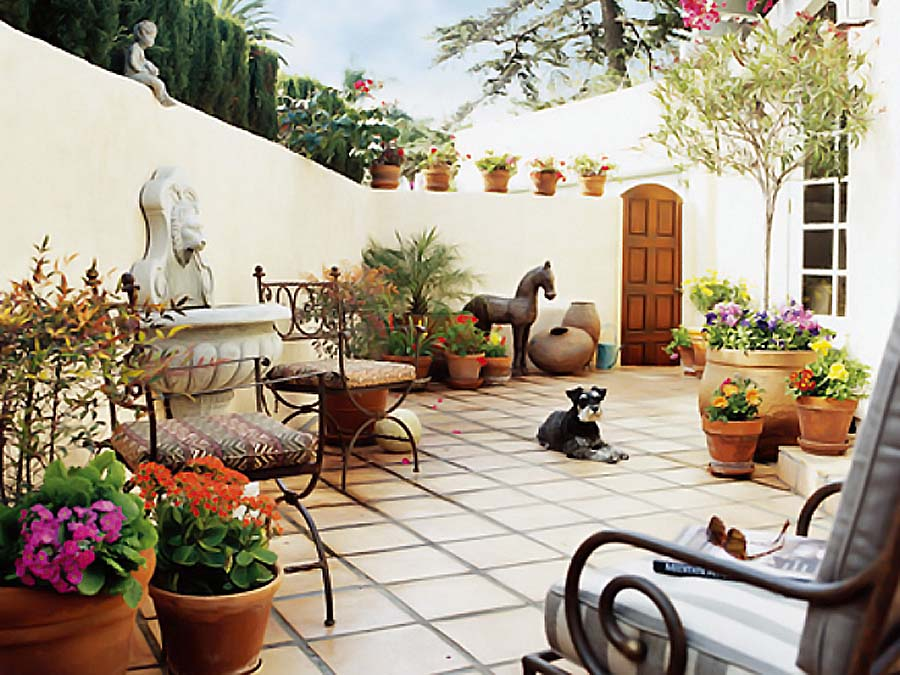 Patio Garden Accessories