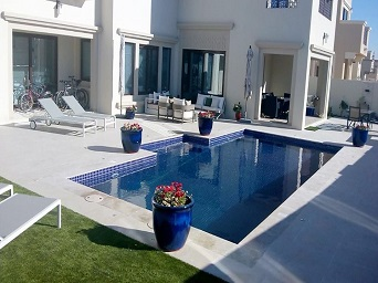 Swimming Pool Company Dubai