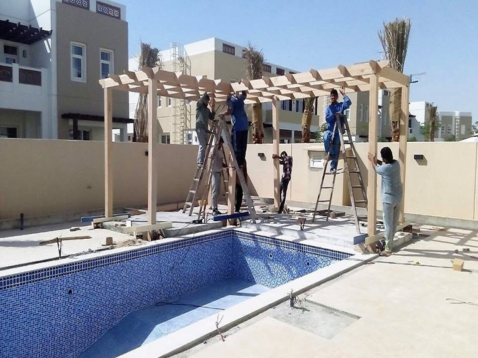 Swimming Pool Construction Dubai