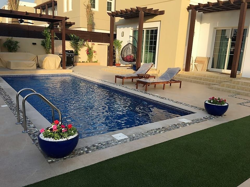 Swimming Pool Contractors Dubai